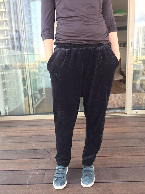 Maya Velvet Trousers