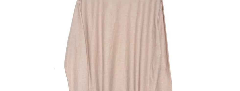 Square Long Sleeves Tshirt