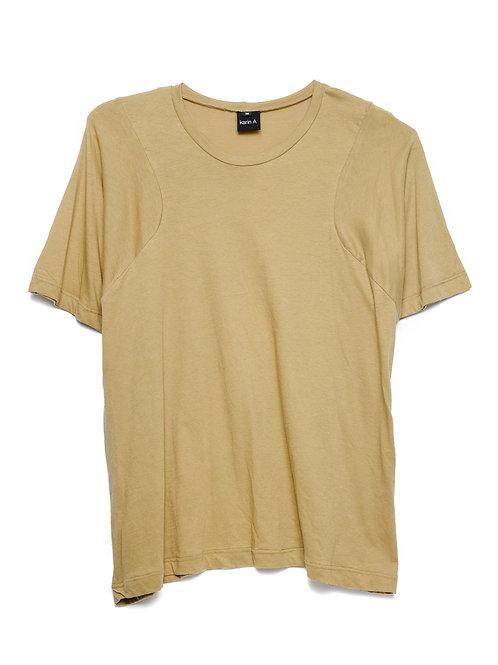 Round Raglan T-shirt