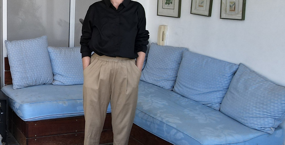 Oversize Buttoned Down Shirt