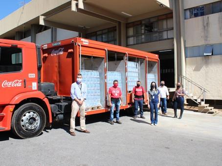G1: Empresas e organizações sociais aumentam doações durante pandemia no DF