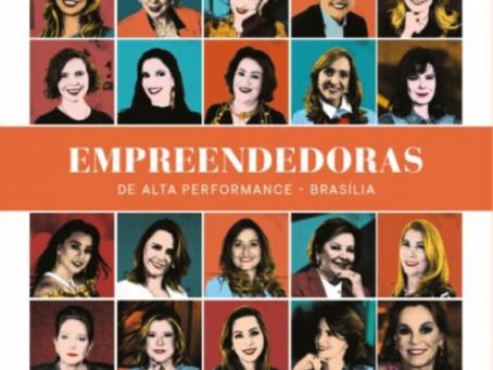 Jornal do Planalto: Livro reúne depoimentos de grandes empreendedoras brasilienses