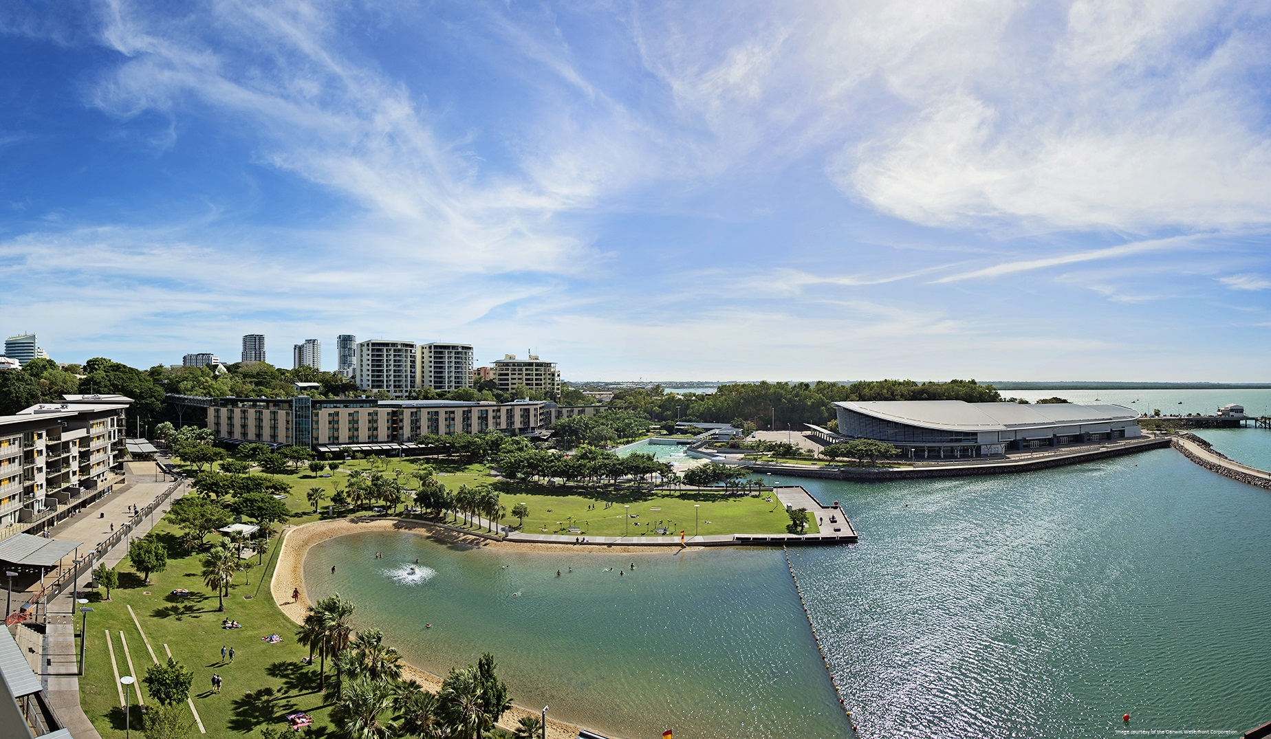 Waterfront PANO 72 - Darwin Waterfront C