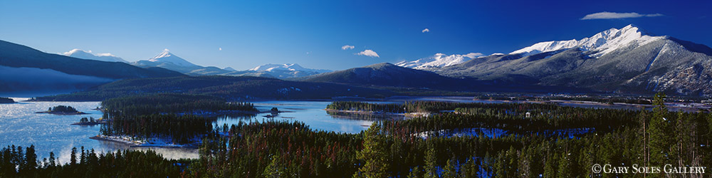 Lake Dillon Pano