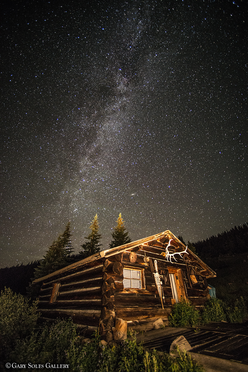 Antler Cabin 2