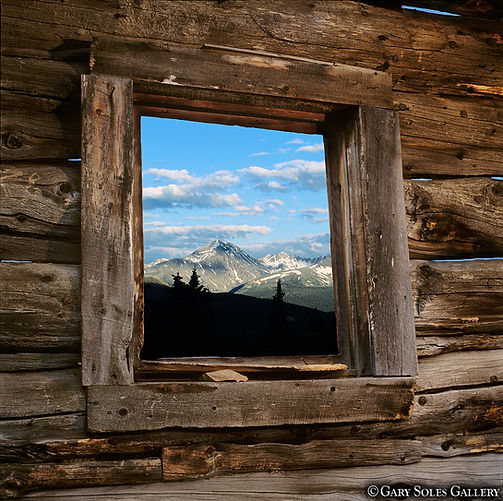 window to mount quandary, quandary, breckenridge, gary soles, mount quandary