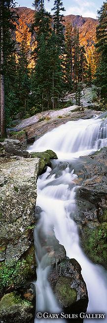 McCullough Gulch Waterfall