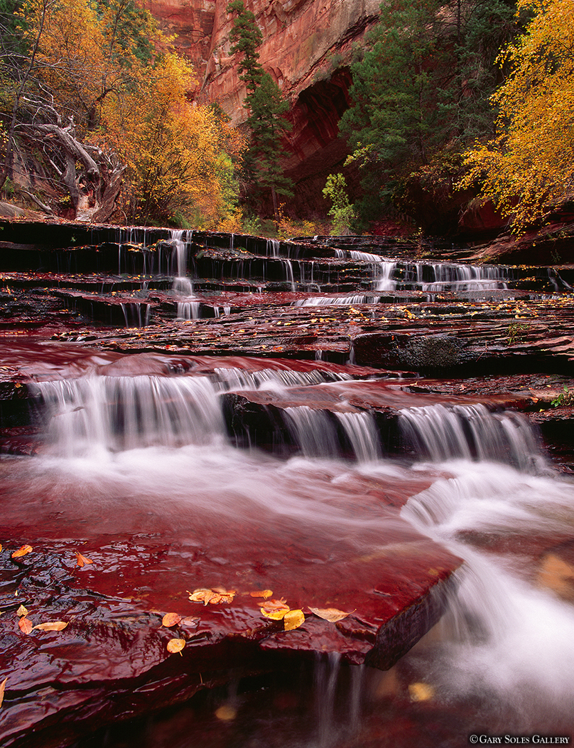 Red Rock Cascade