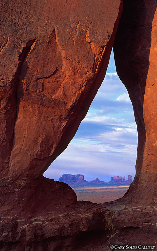 Teardrop Arch
