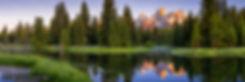 Teton Reflection 2