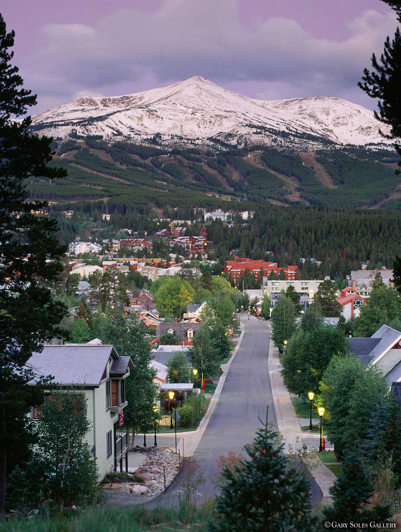 Breck Summer Morning