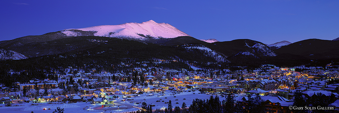 Breckenridge Evening