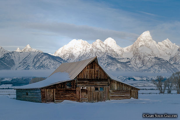 Mormon Cabin, grand teton national park, wyoming, tetons, tetons winter, mormon cabin