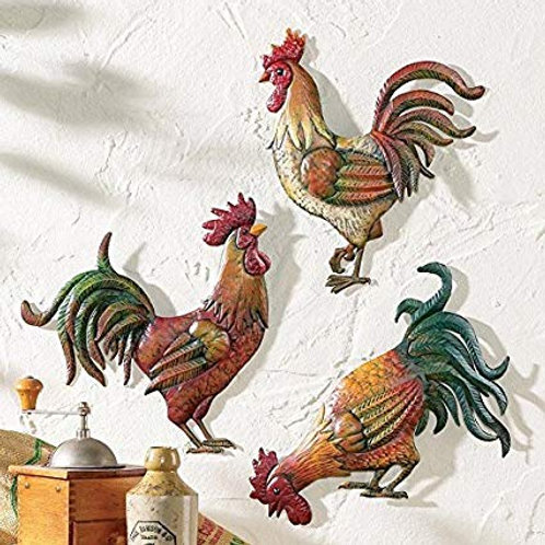 Metal Rooster Trio