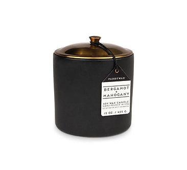 Higge Bergamot mahogany+