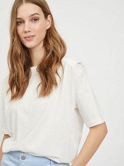 Vishoulde white top