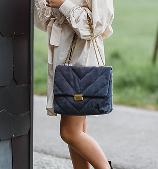 Candace bag blue