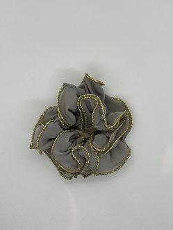 Unmade-Kahla scrunchie grey