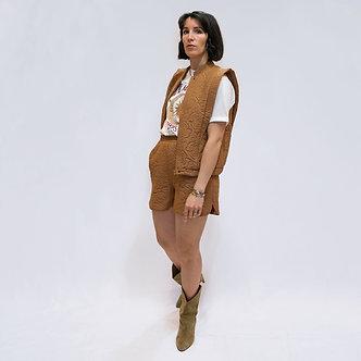 Yas-yassira waistcoat