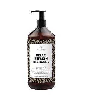 Relax&refresh body wash
