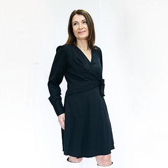 Rino noir dress
