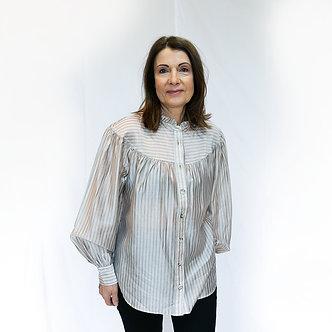 Mbym-Athalie stripe malakai shirt