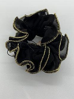Unmade-Kahla scrunchie black