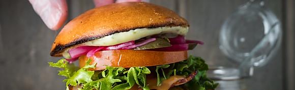 Gurmeeburgerid /Gourmet burgers