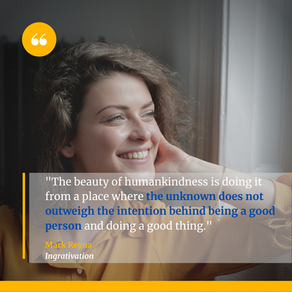 Humankindness 101: Lean in and listen