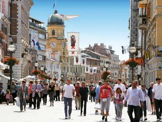 Traveling in Croatia...and lovin' it…