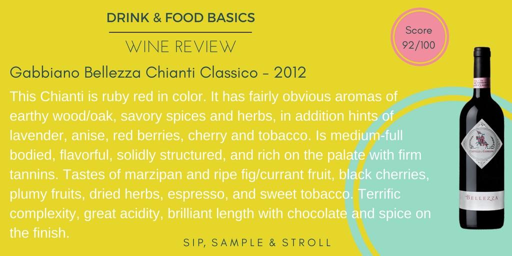 Gabbiano Bellezza Chianti Classico 2012