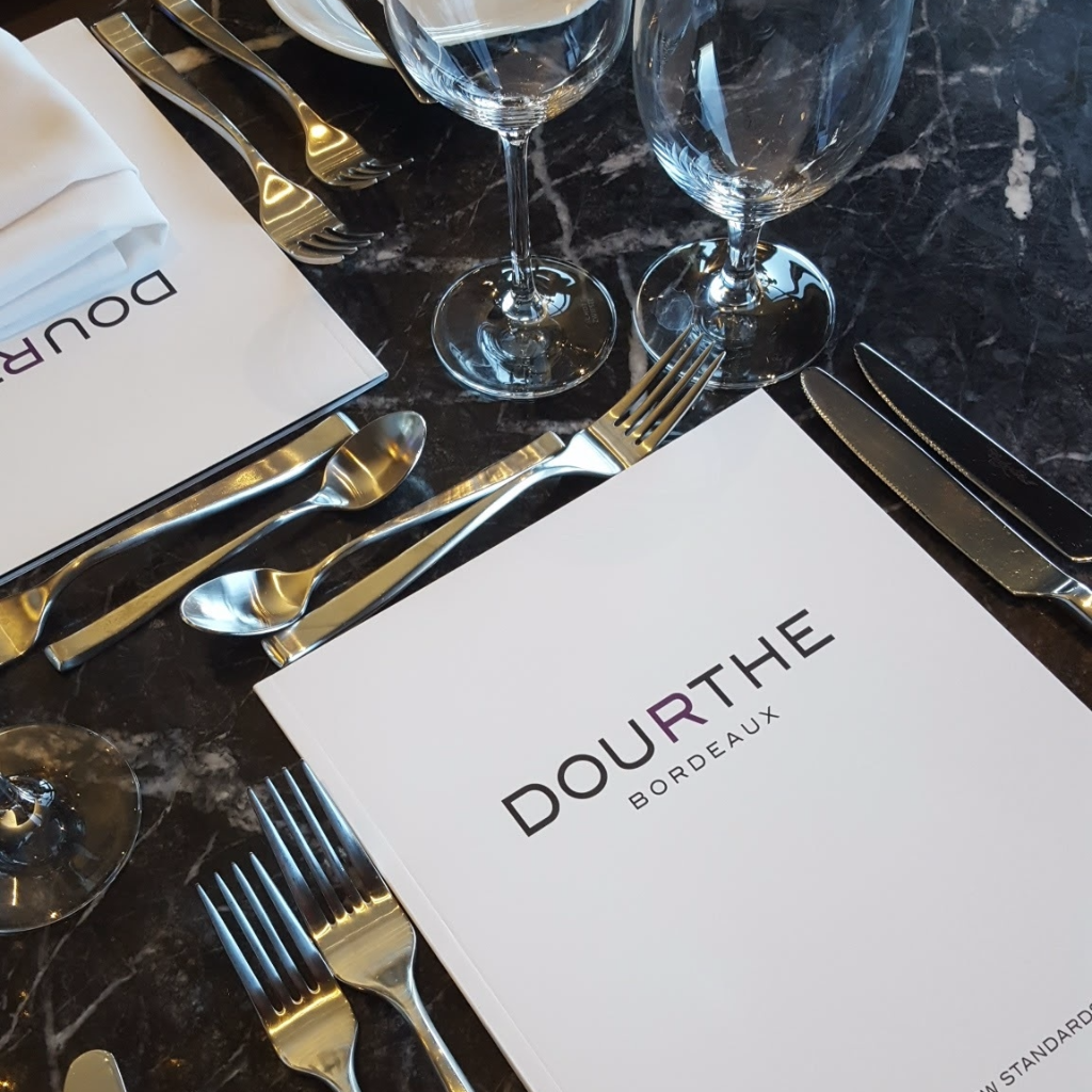 Dourthe promotional brochure