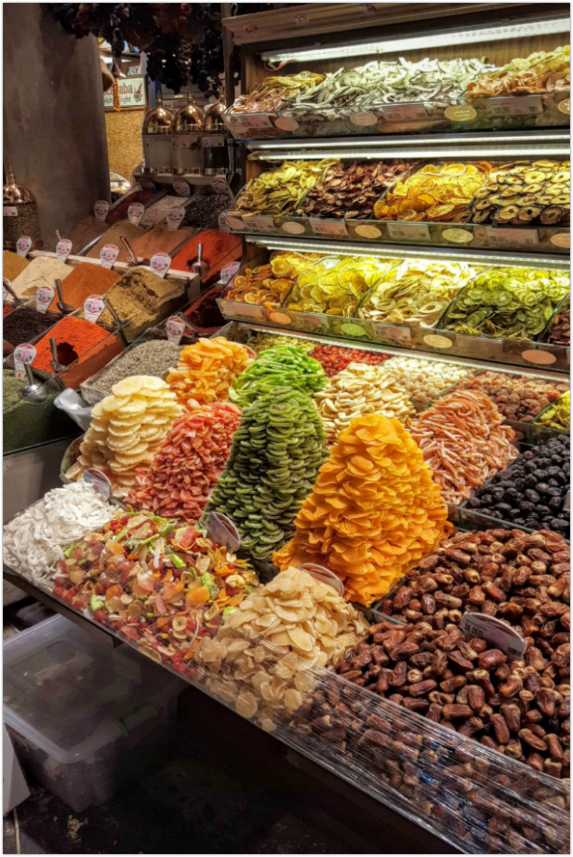 Misir Carsisi (Spice Market) - Istanbul - Turkey