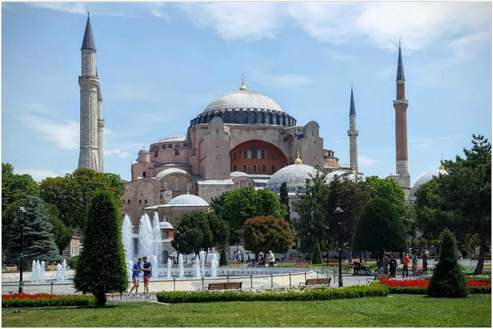 Hagia Sophia - Istanbul - Turkey