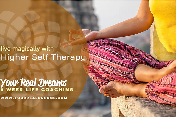 Higher Self Therapy helps you to become the hero of your story