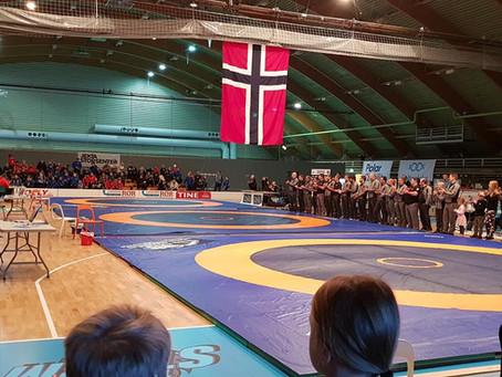 Norgesmesterskap Gutt/Piker15 og Landsmesterskap Gutt/Piker12