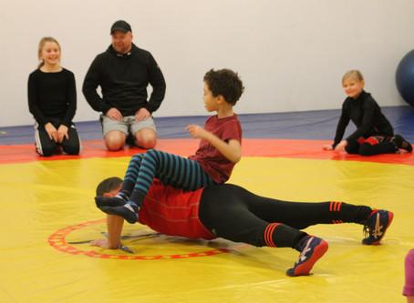 Fredriksten Bryteklubb utvider treningstilbudet