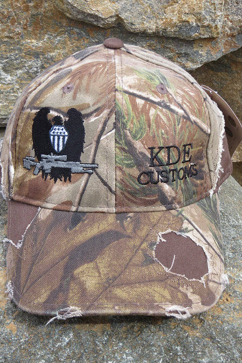 KDE Realtree Brown Hat
