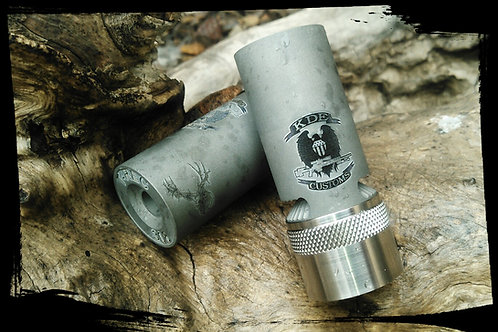 Series 2 T-REC Muzzle Brakes