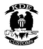 KDE Customs logo