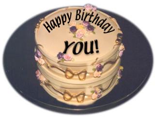 generic birthday cake