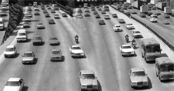 California To Be One Big Freeway