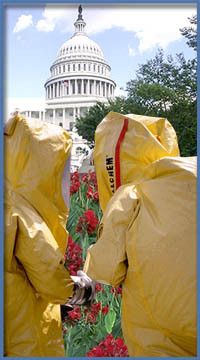 Toxic Spill In Congress