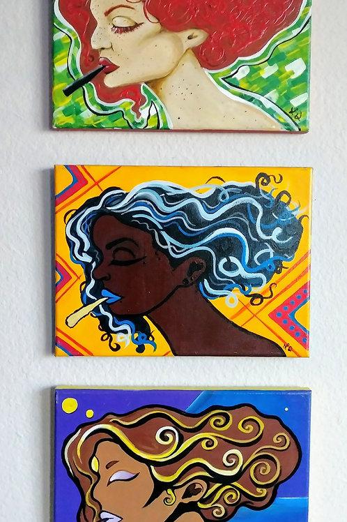 3 Sisters Print Set
