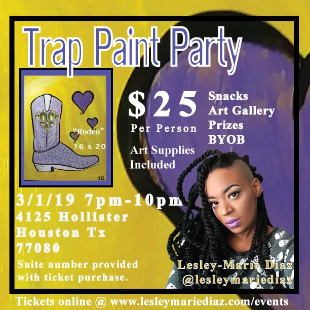 Trap Art Party