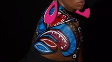 Nubian Butterfly