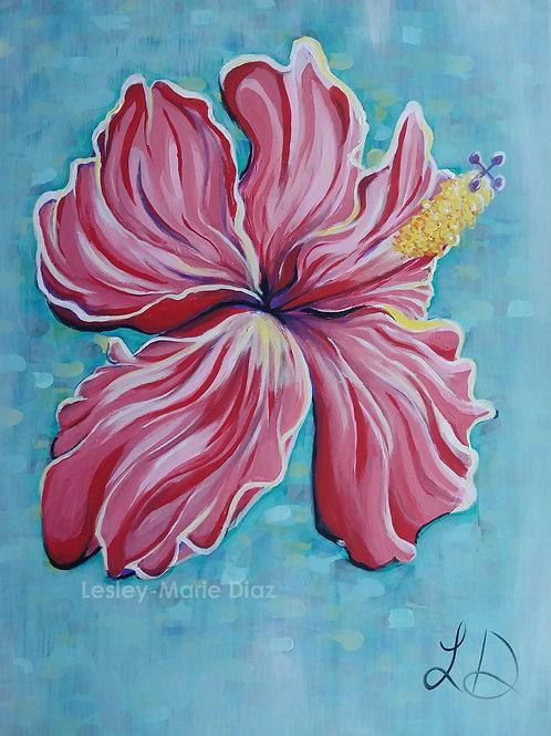 Left Handed Flower
