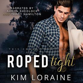 Roped Tight Kim Loraine - AUDIOBOOK COVE