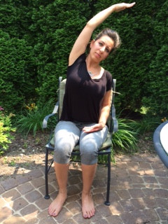 Reduce Stress and Tension with Chair Yoga