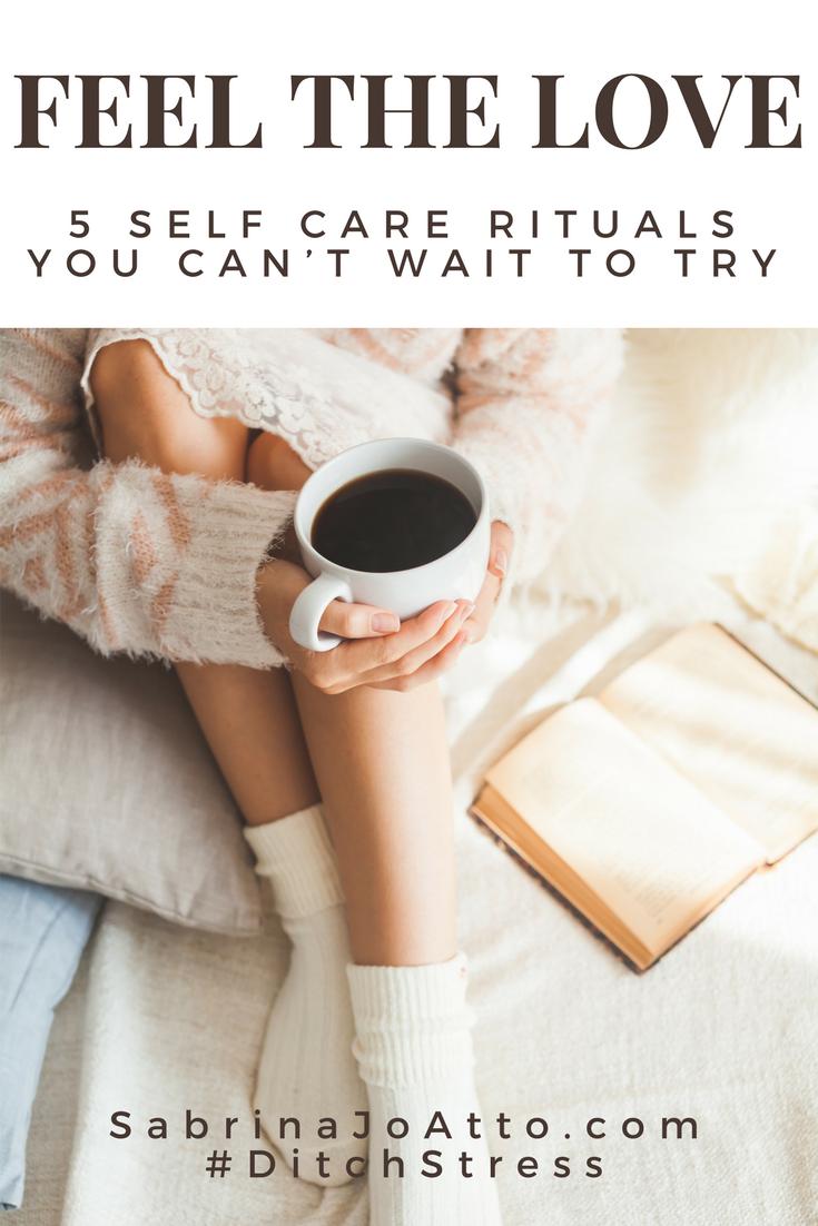 Feel The Love - Self Care